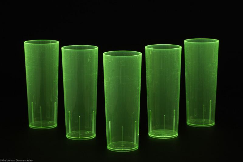Dutch Cups- lichtgevende bekers